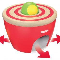 BRIO 30519 Aktivitetsleke Bankebrett Med Ball