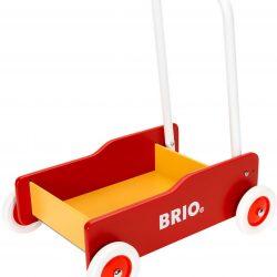 BRIO 31350 Gåvogn, Rød