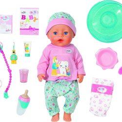 Baby Born Dukke Interactive Soft Skin 43 cm