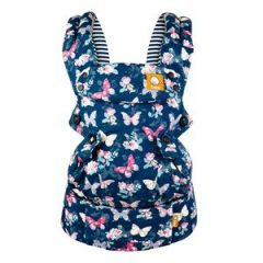 Baby Tula Tula Explore Baby-bærer Flies with Butterflies One Size