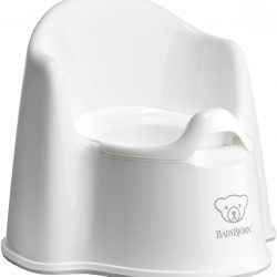 BabyBjörn Pottestol, White/Grey