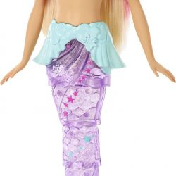 Barbie Dreamtopia Dukke Feature Havfrue