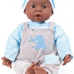 Bayer Design Baby Brooky Dukke Gutt 42 cm