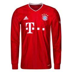 Bayern München Hjemmedrakt 2020/21 Langermet