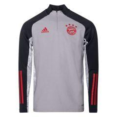 Bayern München Treningsgenser Europa Warm - Grå/Grå