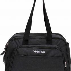 Beemoo 2i1 Stelleveske, Black