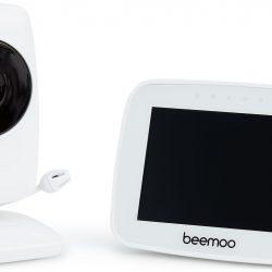 Beemoo SM32 Babycall med Video, Hvit