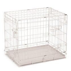 Beeztees Hundebur 62x44x49 cm grå