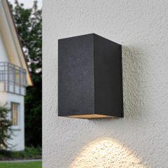 Bega utevegglampe 33579K3 med ensidig lysutslipp
