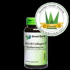 BioCell Collagen II+Hyaluronsyra, 60 kapsler