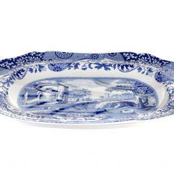 Blue Italian Platter 53cm