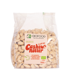 Cashewnøtter, Hele, 750 g