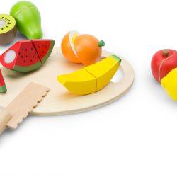Classic World Skjærebrett med Frukt