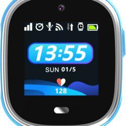 Cmee 2C GPS-klokke, Lyseblå