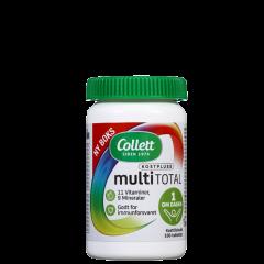Collett Kostpluss Multitotal, 100 stykk