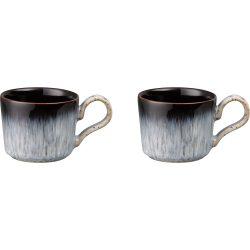 Denby Halo Brew Espressokopp 2-pakk