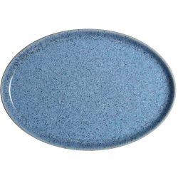 Denby Studio Blue Flint Medium Oval Tallrik 27 cm