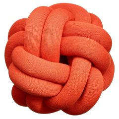 Design House Stockholm Knot Pute Tomato Red