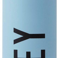 Design Letters Special Edition Termosflaske, Lyseblå