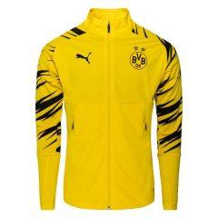 Dortmund Jakke Stadium - Gul/Sort