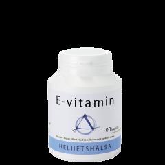 E-vitamin, 100 kapsler