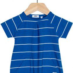 Ebbe Nizele Kjole, Classic Blue/White Stripe 80