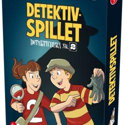 Egmont Spel Detektivspillet Detektivbyrå nr. 2