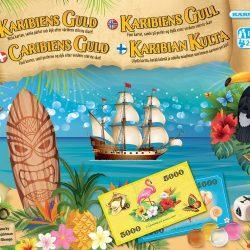 Egmont Spel Karibiens Gull Spill