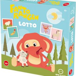Egmont Spill Fantorangen Lotto