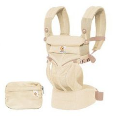 Ergobaby Omni 360 Cool Air Mesh Baby-bærer Natural Weave one size