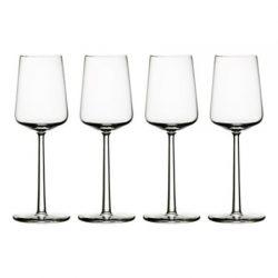 Essence Hvitvinsglass 4 pk 33 cl