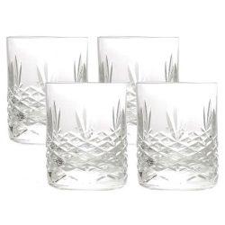 Frederik Bagger Crispy Mini, små whiskyglass 4 stk.