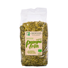 Gresskarfrø, 700 gram
