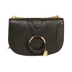 Hana small leather bag