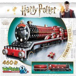 Harry Potter 3D-puslespill Hogwartsekspressen 460 Biter