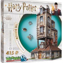 Harry Potter 3D-puslespill Kråkehuset 415 Biter