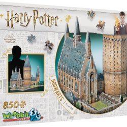 Harry Potter 3D-puslespill Store Salen Hogwarts 850 Biter