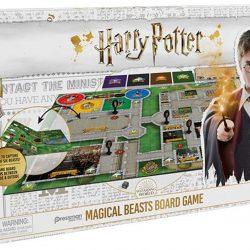 Harry Potter Spill Magic Beasts