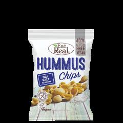 Hummus Chips Sjøsalt, 135 g