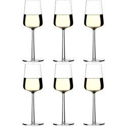 Iittala Essence hvitvinsglass 33 cl., 6 stk.