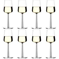 Iittala Essence hvitvinsglass 33 cl., 8 stk.