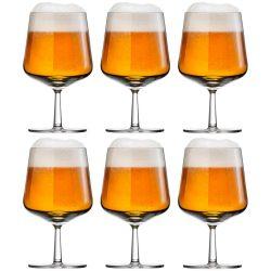Iittala Essence ølglass 48 cl, 6 stk.