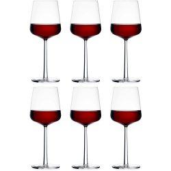 Iittala Essence rødvinsglass 45 cl, 6 stk.