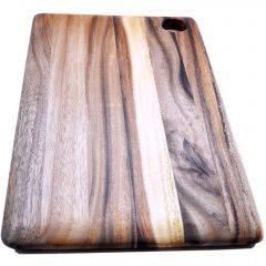 Ironwood Gourmet Sapwood Skjærebrett, 45,5 x 25,5 x 1,9 cm