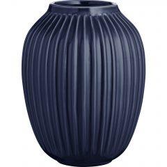 Kähler Hammershøi Vase 25 cm Indigo