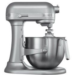 KitchenAid Kjøkkenmaskin Heavy Duty 6,9 Liter Sølv
