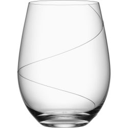 Kosta Boda Line gin & tonic glass