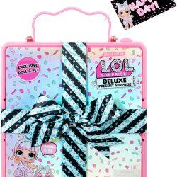 L.O.L. Surprise! Deluxe Present, Rosa