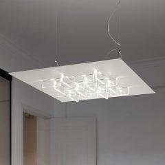 LED-pendellampe Cristalli med eksklusivt design.