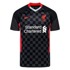 Liverpool Tredjedrakt 2020/21 Barn